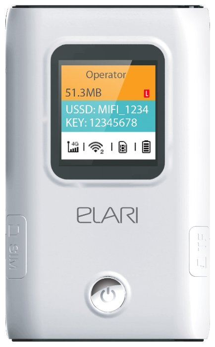 Wi-Fi роутер ELARI SmartWiFi — купить по выгодной цене на Яндекс.Маркете