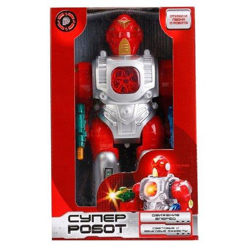 Купить Робот Играем вместе Супер Робот серебристо-красный, Роботы и трансформеры