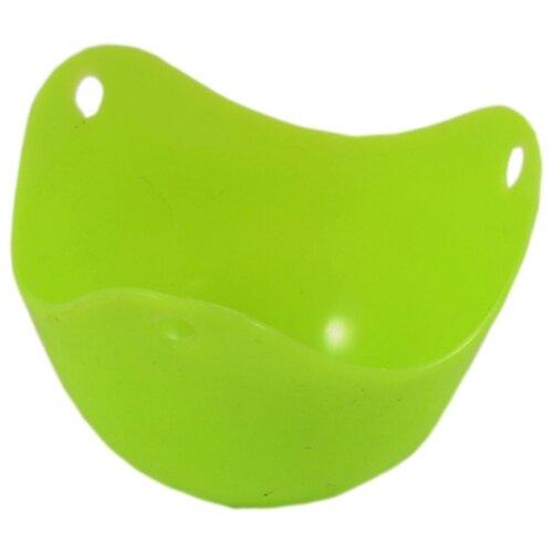Форма для варки яиц пашот FidgetGo 6 х 9 см зеленыйАксессуары для готовки<br>