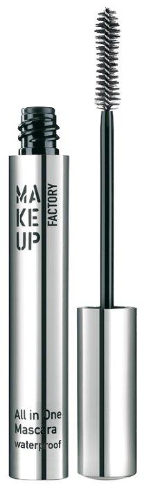 Make up Factory тушь для ресниц All in One Mascara Waterproof