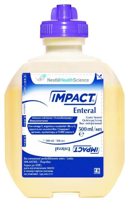 Impact (Nestle) Enteral готовое к употреблению 500 мл