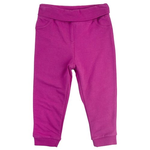 Брюки playToday размер 74, розовыйБрюки и шорты<br>