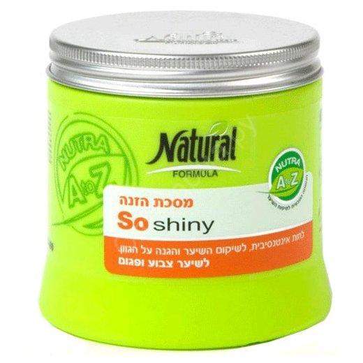 Natural Formula Маска восстанавливающая и сохраняющая цвет окрашенных волос