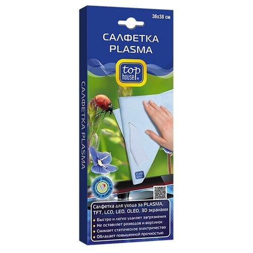 Фото - Top House Plasma многоразовая салфетка для экрана embroidered strappy bralette top
