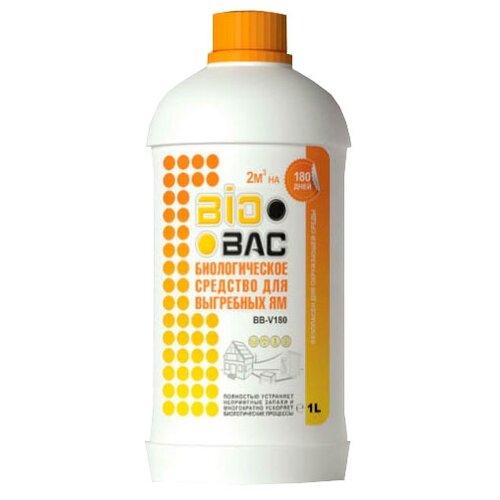BioBac Биологическое средство для выгребных ям BB-V 180 1 л