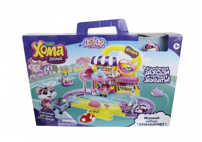 Игровой набор 1 TOY Хома Дома - Хомамаркет Т12344