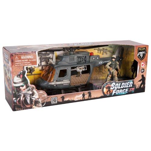 Купить Набор фигурок Chap Mei Soldier Force 521003-2, Солдатики