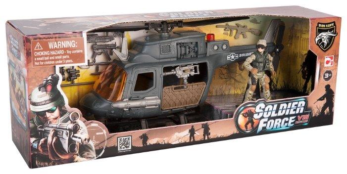 Набор фигурок Chap Mei Soldier Force 521003-2