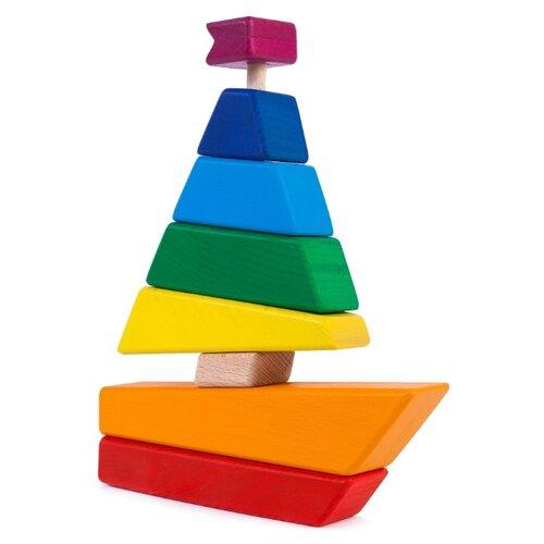 Купить Пирамидка Волшебное дерево Парусник, Пирамидки