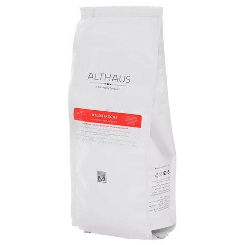 Чай фруктовый Althaus Wildkirsche, 250 г althaus essence of fruin фруктовый листовой чай 250 г