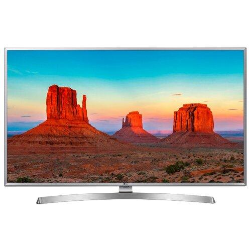 Телевизор LG 43UK6550 42.5 (2018) серый телевизор oled lg oled65c8 серый
