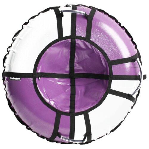 Тюбинг Hubster Sport Pro 90 см фиолетовый-серый тюбинг hubster люкс pro тундра 90cm во5693 3