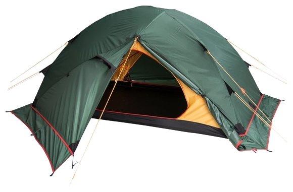 Палатка Alexika Maverick 3 Plus, Green