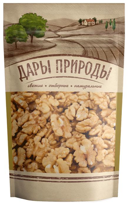 Грецкий орех ДАРЫ ПРИРОДЫ очищенный, 110 г