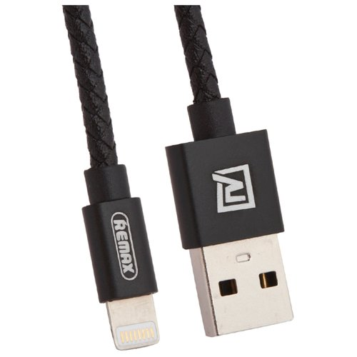 Купить Кабель Remax Jewellery USB - Apple Lightning (RC-058i) 0.5 м черный