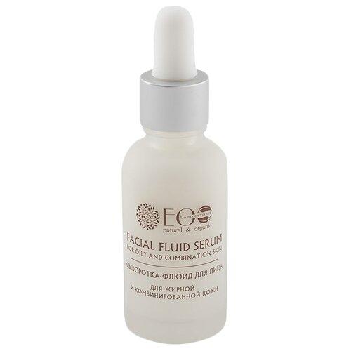 ECO Laboratorie Сыворотка-флюид для лица для жирной и комбинированной кожи лица, 30 мл сыворотка флюид для комбинированной и жирной кожи payot pate grise 30 мл
