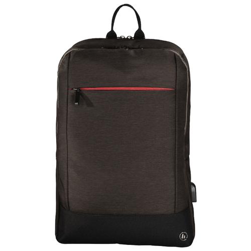 Рюкзак HAMA Manchester Notebook Backpack 17.3 brown цена 2017