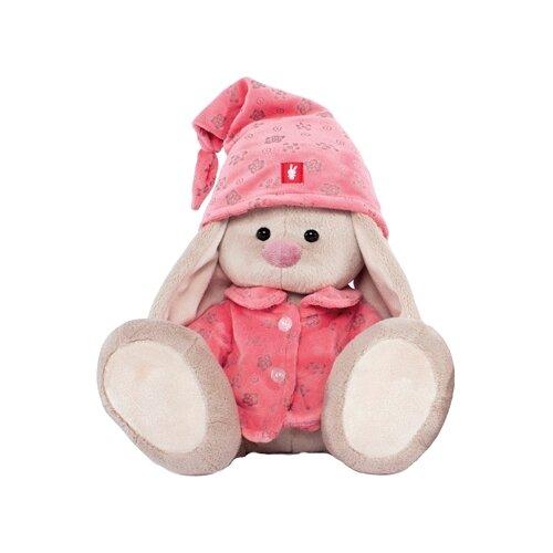 Купить Мягкая игрушка Зайка Ми в розовой пижаме 23 см, Мягкие игрушки