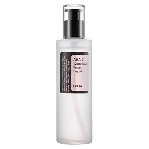 COSRX AHA-эссенция против белых угрей AHA 7 Whitehead Power Liquid 100 млДля проблемной кожи<br>