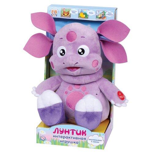 Купить Мягкая игрушка Мульти-Пульти Лунтик 24 см в коробке 3 сказки, Мягкие игрушки