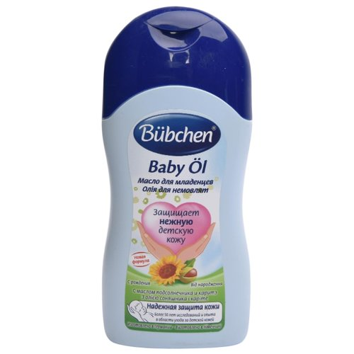 Купить Bubchen Масло для младенцев 400 мл, Уход за кожей
