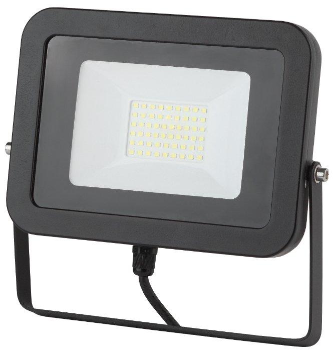 Прожектор светодиодный 50 Вт ЭРА LPR-50-6500К-М SMD Eco Slim