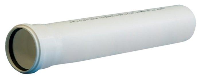 Купить Канализационная труба ПОЛИТЭК внутр. полипропиленовая с улучш. шумопоглощением 110x3.4x1500 мм белый по низкой цене с доставкой из Яндекс.Маркета (бывший Беру)
