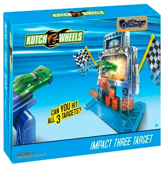 Трек TONG DE Kutch Wheels Impact Three Target (S8804)