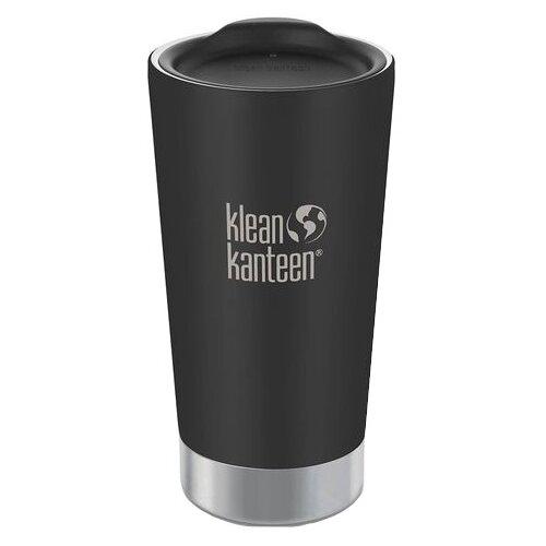 Термокружка Klean Kanteen Tumbler (0,473 л) shale black