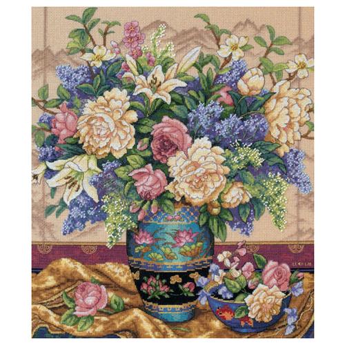 Купить Dimensions Набор для вышивания Oriental Splendor (Восточная роскошь) 30 х 36 см (35163), Наборы для вышивания