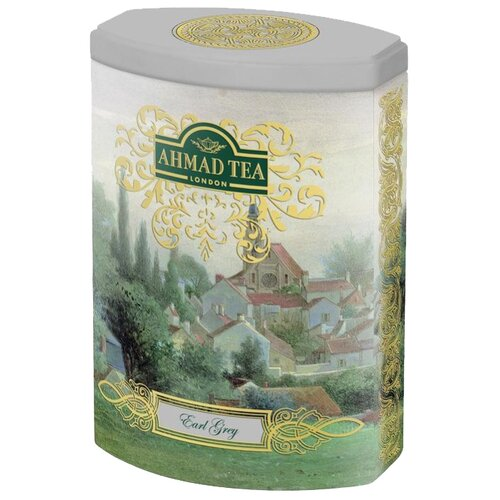 Чай черный Ahmad tea Fine Tea Collection Earl grey, 100 г