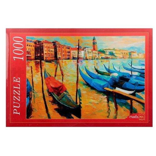 Купить Пазл Рыжий кот Венеция (РК1000-7796), элементов: 1000 шт., Пазлы
