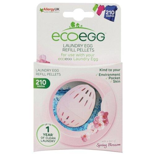 Ecoegg сменные гранулы для шаров для стирки Весеннее цветение (наполнитель), картонная пачка, количество стирок: 210