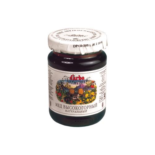 Мед darbo Высокогорный 500 гМед и продукты пчеловодства<br>