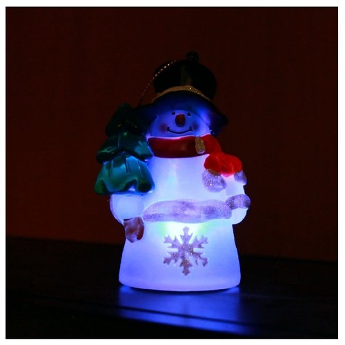 Фигурка Sh Lights Снеговик SNH-HD-02