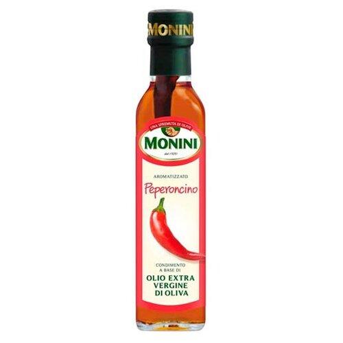 Monini Масло оливковое Peperoncino 0.25 лМасло растительное<br>
