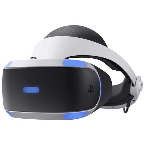 Очки виртуальной реальности Sony PlayStation VR (CUH-ZVR2) черно-белый