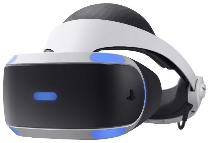 Sony PlayStation VR Шлем виртуальной реальности v2 (CUH-ZVR2)