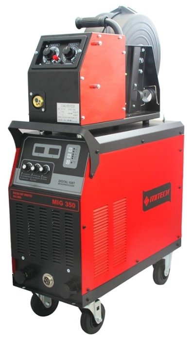 Сварочный аппарат Mitech MIG 350IGBT (MIG/MAG)