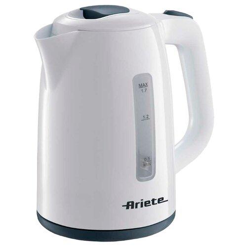 Чайник Ariete 2875, белый мороженица ariete 632