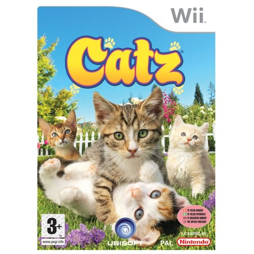 Игра для Wii Catz