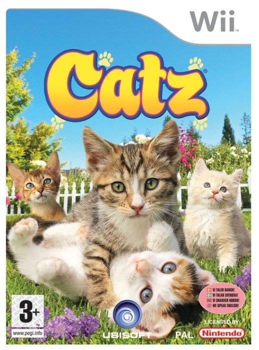 Игра для Wii Catz, английский язык фото 1
