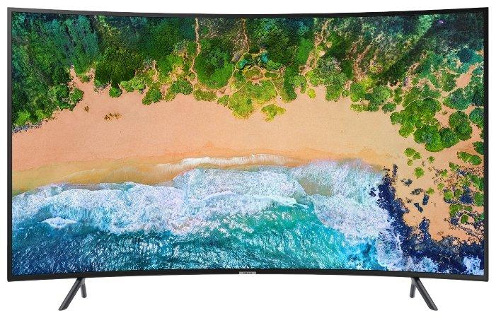 """Телевизор Samsung UE55NU7300U 54.6"""" (2018) — стоит ли покупать — выбрать на Яндекс.Маркете"""
