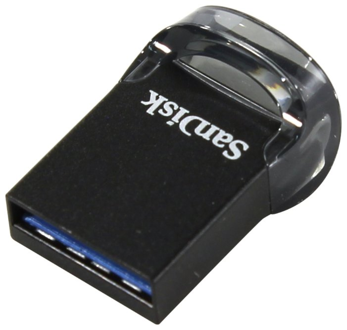 Флешка SanDisk Ultra Fit USB 3.1 64GB