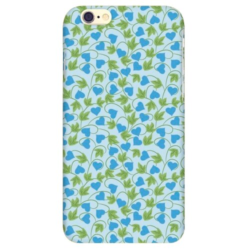 Чехол Mitya Veselkov IP6.MITYA-330 для Apple iPhone 6/iPhone 6S сердца-растения