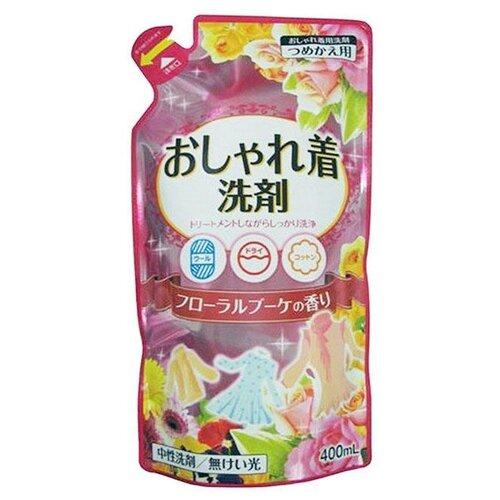 Жидкость Nihon Detergent для деликатных тканей, 0.4 л, пакет printio nihon