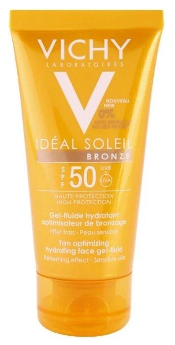 Vichy флюид Ideal Soleil Bronze SPF 50