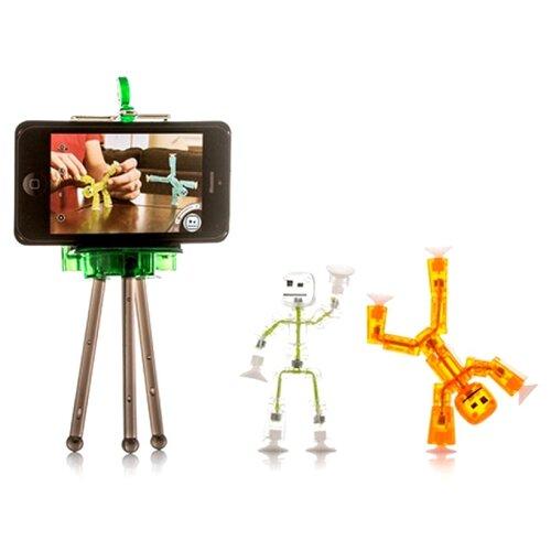 Игровой набор Zing Stikbot Анимационная студия TST615 zing игрушка zing stikbot мегадино