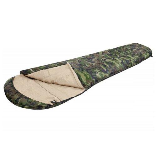 Спальный мешок TREK PLANET Fisherman камуфляж с правой стороныСпальные мешки<br>