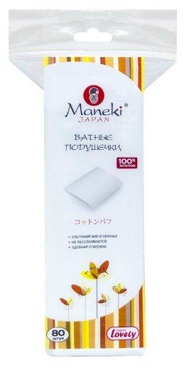 Ватные подушечки Maneki Lovely (CP1163)